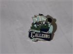 Disney Trading Pins 116049 DLR - Disney Mascots Mystery Pin Pack - Neverland Galleons