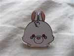 Disney Trading Pins 116165 Disney Tsum Tsum Mystery Pin Pack - Series 2 - White Rabbit