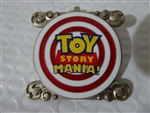 Disney Trading Pin  116232 DLR - Annual Passholder - Pixar Collection: Toy Story Mania!