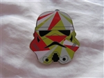Disney Trading Pins 116250 Star Wars Stormtrooper Helmets Mystery Pin Set - Geometric
