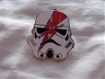 Disney Trading Pins 116253 Star Wars Stormtrooper Helmets Mystery Set - Lightning Bolt