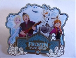 Disney Trading Pin 116323 WDW - Frozen Ever After