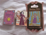 Disney Trading Pin 116414 WDW - Timeless Tales - Tangled