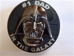 Disney Trading Pin  116473 Darth Vader #1 Dad