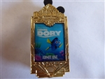 Disney Trading Pin 116487 El Capitan Theatre - Finding Dory Ticket