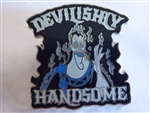 Disney Trading Pin 116710 Hercules - Hades - Devilishly Handsome
