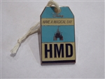 Disney Trading Pins 117041 TAG Mystery Collection - HMD