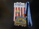 Disney Trading Pin 117062 DLR - PinQuest Scavenger Hunt 2016 – Decoder Lanyard Medallion