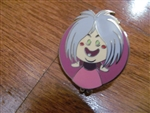 Disney Trading Pin 117070 HKDL World of Evil Mystery Collection ~ Madam Mim