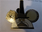 Disney Trading Pin 117144 The Nightmare Before Christmas Earhat Mystery Collection - The Mayor (Frowning)