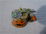 Disney Trading Pin 117195 Yoda and Pumpkin Halloween 2016