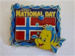 Disney Trading Pins  11720 Norway National Day (Flounder)