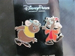 Disney Trading Pins 117340 Gus and Jaq - 2 Pin Set
