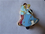 Disney Trading Pins 1175 TDS Gallery Magical Moments Cinderella & Prince Dancing