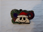 Disney Trading Pin  117636 The Nightmare Before Christmas Earhat Mystery Collection - Jack as Sandy Claws