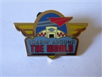 Disney Trading Pin 117649 DCA - Logos 2016 Mystery Collection - Soarin Around the World
