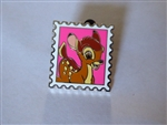 Disney Trading Pin 117699 Magical Mystery - 10 Postage Stamp - Bambi