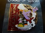 Disney Trading Pin 117704 WDW - Food & Wine Festival 2016: Figment Logo Pin