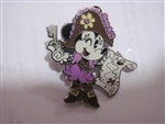 Disney Trading Pin 117808 Pirates of the Caribbean Cute Characters Booster - Minnie only