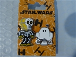 Star Wars Halloween Droids 2 pin set