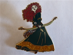 Disney Trading Pins 117822 Brave - Princess Merida