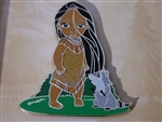 Disney Trading Pins  117888 Disney Store - Disney Animators' Collection - Pocahontas and Meeko
