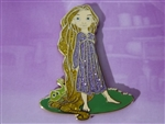Disney Trading Pins  117889 Disney Store - Disney Animators' Collection - Rapunzel and Pascal