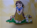 Disney Trading Pins   117890 Disney Store - Disney Animators' Collection - Snow White