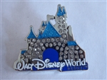 Disney Trading Pin 118109 WDW - Jeweled Cinderella Castle