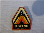 Disney Trading Pin 118132 Star Wars: Rogue One - U-Wing Fighter