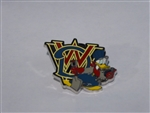 Disney Trading Pin 118214 WDW - Magic Kingdom 45th Anniversary Mystery Collection - WDW Railroad