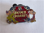 Disney Trading Pin 118215 WDW - Magic Kingdom 45th Anniversary Mystery Collection- Seven Dwarfs Mine Train