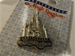 Disney Trading Pin 118368 WDW - 45th Anniversary - Magic Kingdom - Cinderella's Castle