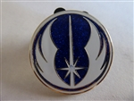 Disney Trading Pin 118423 Star Wars Emblems Booster Set - Jedi Order Symbol