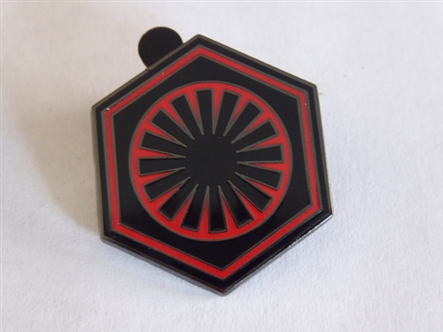Disney Trading Pin 118425 Star Wars Emblems Booster Set First