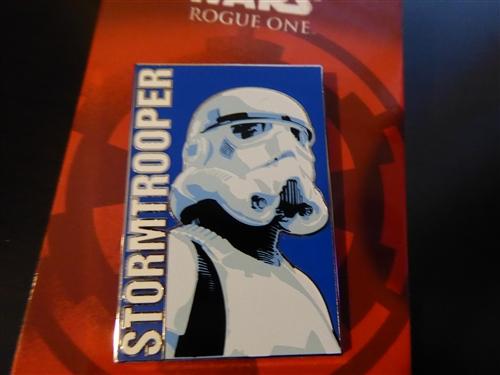 Star Wars Rogue One Mystery Set Pao Disney Pin 118463