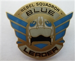 Disney Trading Pin 118506 Star Wars Rogue One Rebel Squadron Leaders - Blue