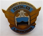 Disney Trading Pin  118508 Star Wars Rogue One Rebel Squadron Leaders - Gold