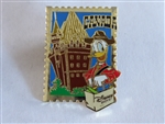 Disney Trading Pin 11856: 12 Months of Magic - Disney Store Country Stamp (Canada) Donald