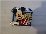 Disney Trading Pin 118588 Delicious Disney Pin Trading Starter Set - Mickey Popcorn Only