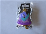 Disney Trading Pin 118779 DSSH - Ornament Series - Yzma
