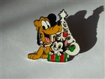 Disney Trading Pin 118911 Tokyo DisneySea - 2016 - Christmas Game Prize (Pluto and Figaro)