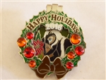 Disney Trading Pin  118919 DLR - Holiday Wreaths Resort Collection 2016 - Grand Californian Hotel - Flower