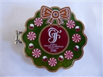 Disney Trading Pin 119008 WDW - Gingerbread House Collection 2016 - Grand Floridian