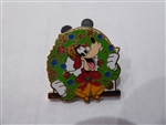 Disney Trading Pins 119155 Happy Holidays Booster Set - Goofy Only