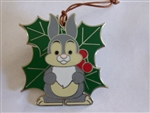 Disney Trading Pin 119307 Woodland Winter Pin Ornament Mystery Set - Thumper