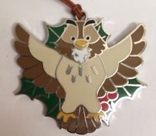 Disney Trading Pin 119336 Woodland Winter Pin Ornament Mystery Set - Owl
