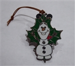 Disney Trading Pin 119340 Woodland Winter Reveal Conceal Mystery Set - Olaf