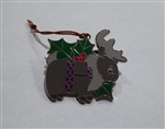 Disney Trading Pin 119341 Woodland Winter Reveal Conceal Mystery Set - Sven