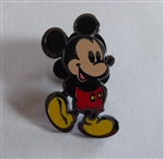 Disney Trading Pin 119510 Cute Stylized Characters Mystery Pin Pack - Mickey